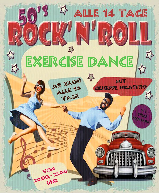 2020 21 Rock n Roll Tanzabend